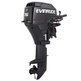 Evinrude Johnson 15 HP