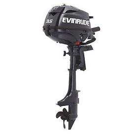 Evinrude Johnson 3.5 HP
