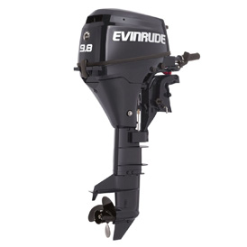 Evinrude Johnson 9.9 HP