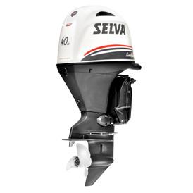 Selva Aruana / Swordfish 40 (4-stroke)