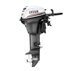 Selva Pike / Dolphin 9.9 (4-stroke)
