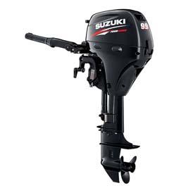 Suzuki 9.9 HP